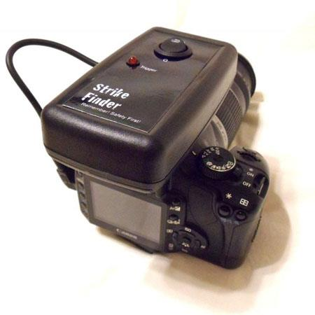 UbertroniStrike Finder RSE Cable Canon Cameras Lightning 145 - 510