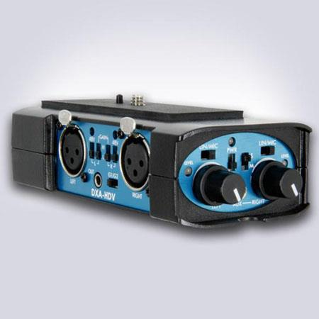 BeachTek DXA HDV High Performance Camcorder Adapter Hz kHz 182 - 788