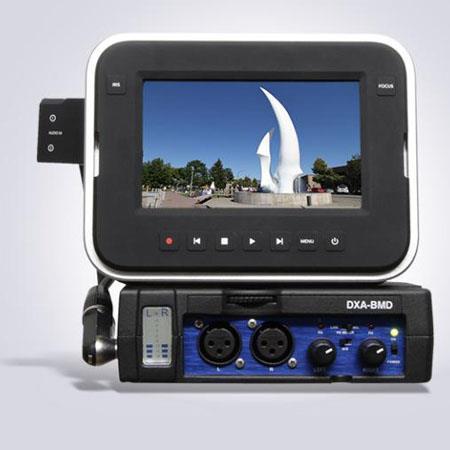 BeachTek DXA BMD Audio Adaptermagic Cinema Camera 10 - 53