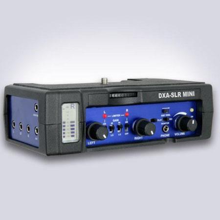 BeachTek DXA SLR MINI PRO HDSLR Audio Adapter 182 - 788