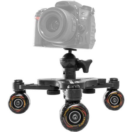Cinetics CineSkates Pro Tripod Camera Dolly Weight Capacity lbs kg 95 - 520