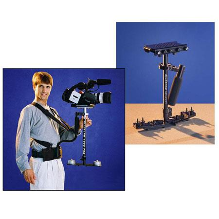 Glidecam HD Stabilizer System Small Sized Video Cameras up to Lbs Bundle Glidecam Body Pod 24 - 700
