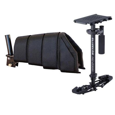 Glidecam HD Stabilizer System Small Sized Video Cameras up to Lbs Bundle Glidecam Forearm Support Br 61 - 518