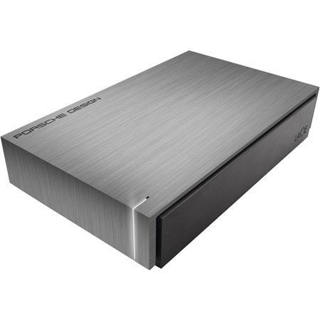 LaCie Porsche Design P TB Hard Drive Data Transfers Upto Gbps USB  156 - 176