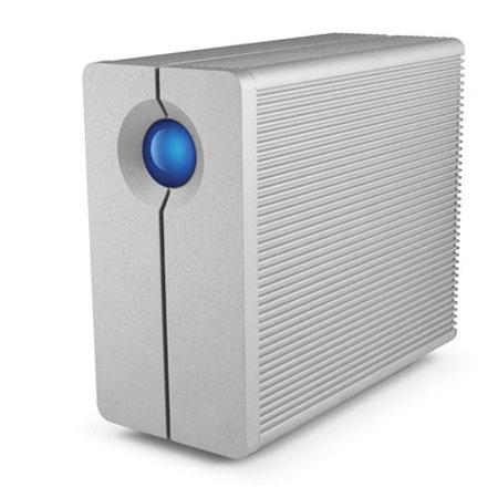 LaCie big TB Network Attached Storage Server MBs Read MBs Write USB Port 155 - 439