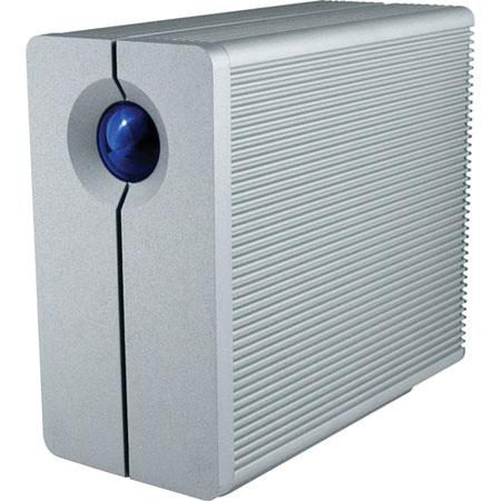 LaCie big TB Network Attached Storage Server Mbs Read Speed Mbs Write Speed USB and eSATA Ports 65 - 314