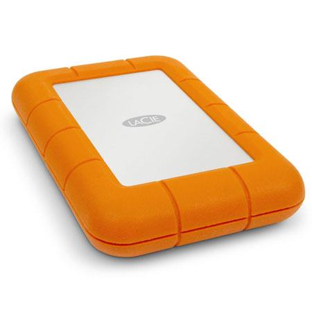 LaCie TB Rugged Thunderbolt and USB External Hard Drive 133 - 423