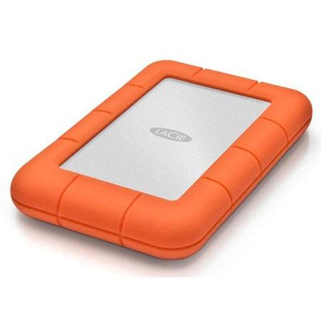 LaCie TB Rugged Mini Portable Pocket Hard Drive 91 - 97
