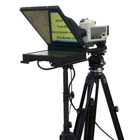 Mirror Image FS MP Pro Free Standing Premium Prompter LCD Monitor 99 - 425
