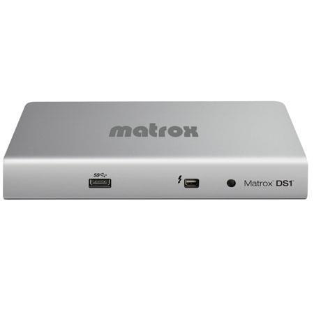 MatroDSDVI Thunderbolt Docking Station MacBook Pro and MacBook Air DVI 48 - 275