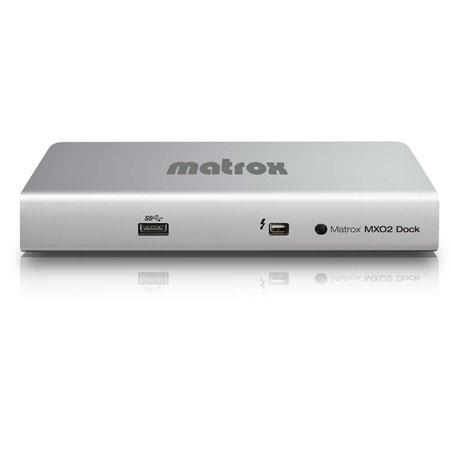MatroMXO Dock Thunderbolt Accessory 120 - 440
