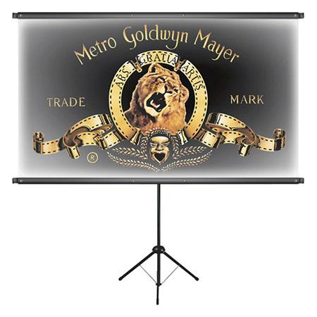 Sima MGM PS DiagonalMGM Grand View Portable HD Projection Screen Cinematic HD Format 86 - 573
