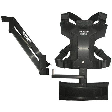 VariZoom DV Sportster Universal Stabilizing Arm Vest use FlowPod UltraLite Glidecam or Steadycam Jr 253 - 55