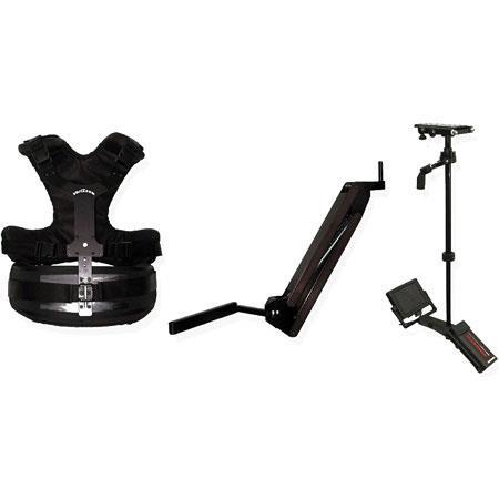 VariZoom Hollywood Lite FlowCam GT Fully Supported Single Arm Sabilizer System Sony V Lock Type Batt 150 - 321