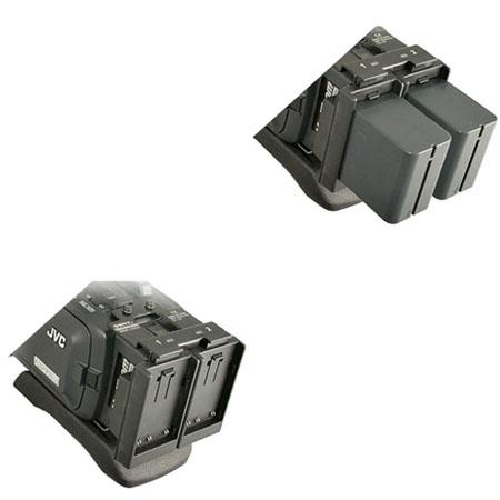 VariZoom SJ Dual Battery Parallel Extender JVC HD 322 - 289