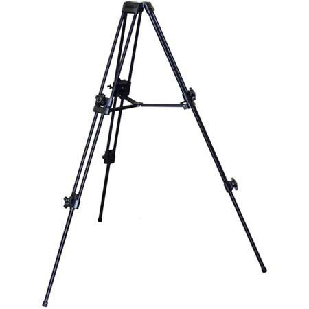 VariZoom VZ TA Stage Lightweight Aluminum Video Tripod Legs Bowl and Carry Case MaSupport lb 170 - 98
