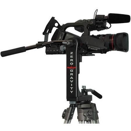 VariZoom VZ ZGFB ZeroGravity Tripod Head Flat Base Tripods and Camera Cranes 215 - 539