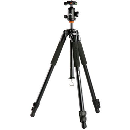 Vanguard Abeo AB Tripod QR Ball Head Leg Sections lbs Load Capacity Extended Height 65 - 427