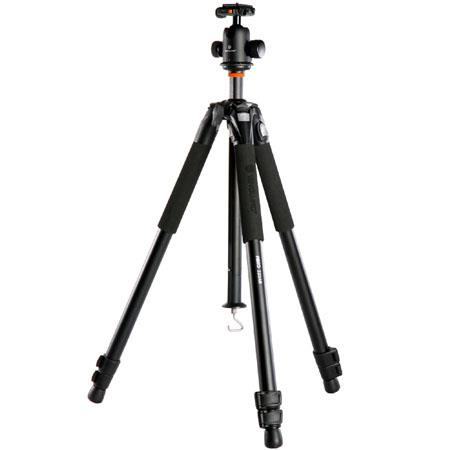 Vanguard Abeo AB Tripod QR Ball Head Leg Sections lbs Load Capacity Extended Height 174 - 265