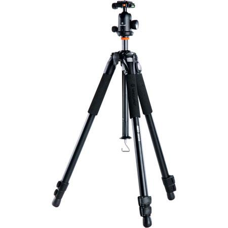 Vanguard ABEO Plus Aluminum Tripod BBH Professional Ball Head lbs MaLoad Capacity 137 - 628