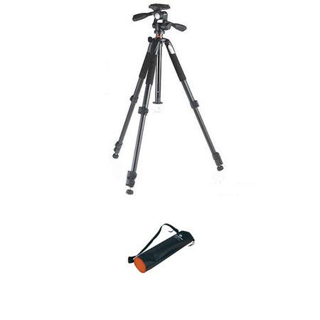 Vanguard Alta AP Aluminum Alloy Tripod PH Panhead Tripod Bag Maximum Height Supports lbs 112 - 778