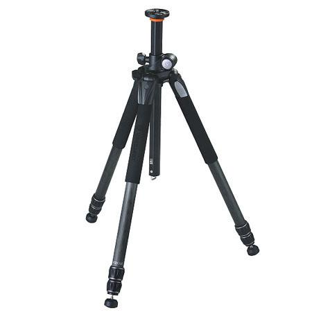 Vanguard Alta Pro CT Section Carbon Fiber Tripod Legs Maximum Height Supports lbs 37 - 199