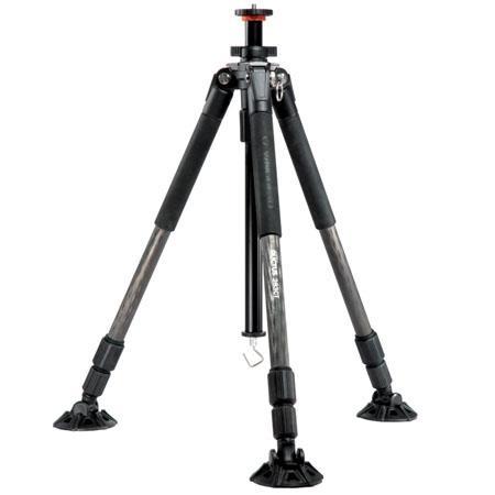 Vanguard Auctus CT Lightweight Carbon Fiber Tripod Legs All Terrain Feet Adjustable Angle Legs MaHei 108 - 601