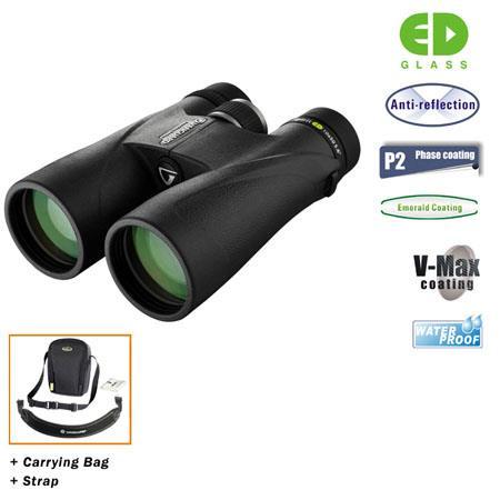 VanguardSpirit ED Glass Binocular BaK Roof Prism Type Eye Relief deg View Angle m Near Focus 78 - 299