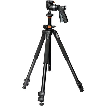 Vanguard AGH Section Aluminum Alloy Alta Pro AT Tripod Legs GH Pistol Grip Head Maximum Height Suppo 131 - 587