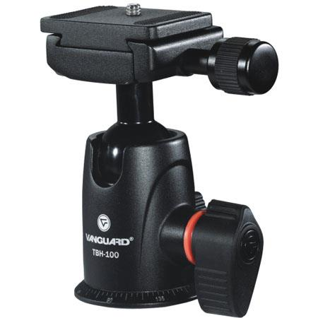 Vanguard TBH Ball Head Quick Release Supports lbs 96 - 242