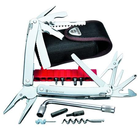 VictorinoSwissTool Spirit Plus Multi Tool Nylon Pouch 86 - 565