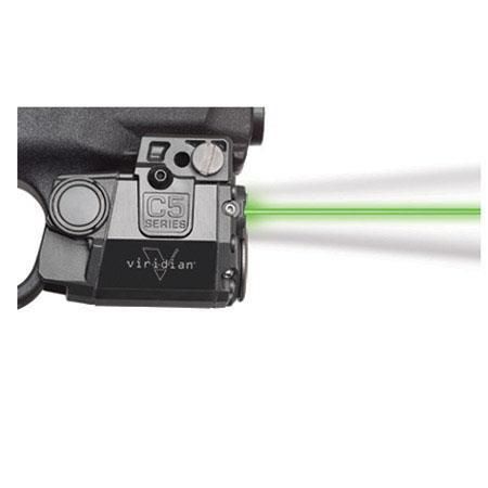 Viridian CL Laser Lumen Tactical Light and TacLoc Holster Springfield XDXDm 68 - 721
