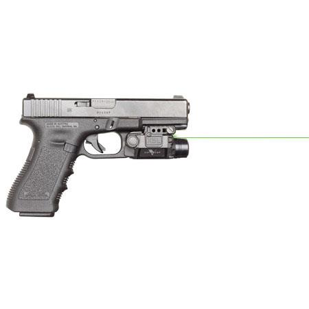 Viridian Laser Gen Sight LED Tactical Light Lumens Universal Mount All Picatinny Open Railed Handgun 286 - 567
