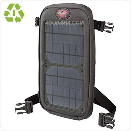 Voltaic Systems Lightweight Fuse W Solar Power Charger and mAh Battery Bags Tents or Bicycles Charco 159 - 249