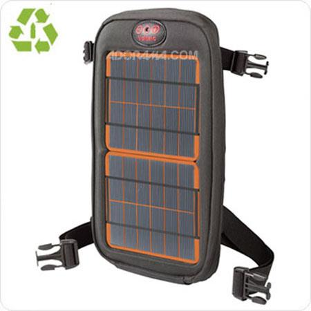 Voltaic Systems Lightweight Fuse W Solar Power Charger and mAh Battery Bags Tents or Bicycles cp 236 - 13