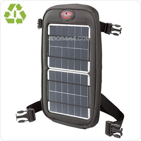 Voltaic Systems Lightweight Fuse W Solar Power Charger and mAh Battery Bags Tents or Bicycles Silver 236 - 13