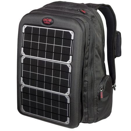 Voltaic Systems Array Solar Laptop Charger Backpack Silver 82 - 421