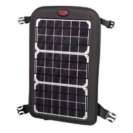 Voltaic Systems Fuse W Solar Laptop Charger VA Input mAh Watt Hour Capacity Silver 1 - 318