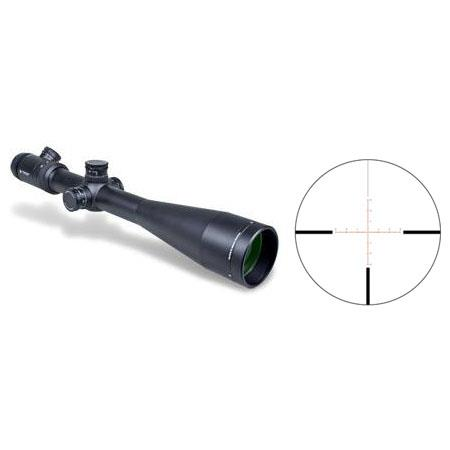 VorteOpticsmm Viper PST Series Riflescope Matte Illuminated EBR Mil Rad Reticle Tube 182 - 120