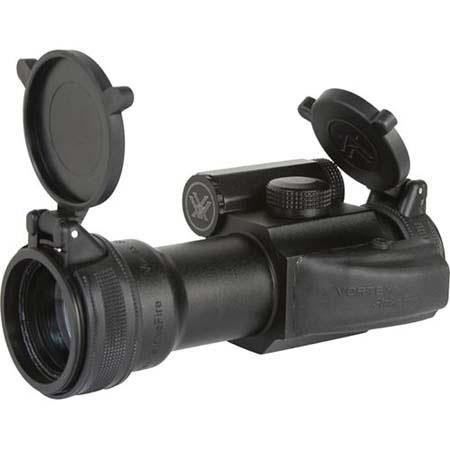 VorteOpticsmm StrikeFire Dot Hunting Rifle Scope Matte MOA Illuminated or Dot Reticle 184 - 343