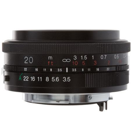 Voigtlander Color Skopar f SL II Aspherical Manual Focus Lens Nikon Film Digital Cameras 222 - 4