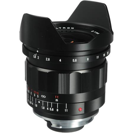 Voigtlander f Ultron Manual Focus Aspherical Lens M Mount Cameras Built Lens Hood 138 - 363