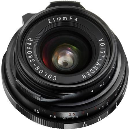 Voigtlander Color Skopar f Pancake Lens Leica M Mount  322 - 249