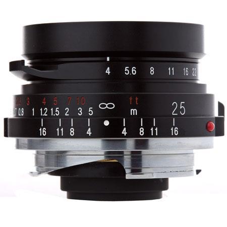 Voigtlander Color Skopar f Pancake Lens Leica M Mount  69 - 604