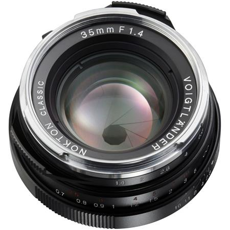 Voigtlander Nokton f Wide Angle Leica M Mount Lens  121 - 564