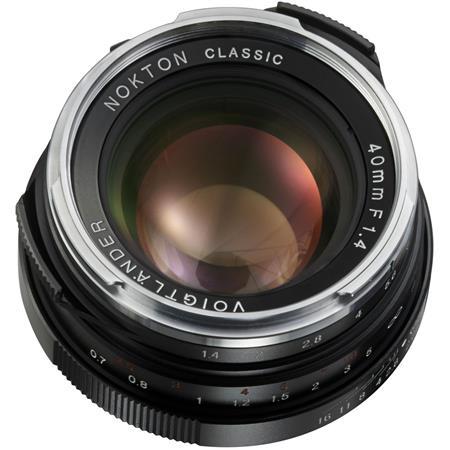 Voigtlander Nokton f Leica M Mount Lens Single Coat  100 - 402