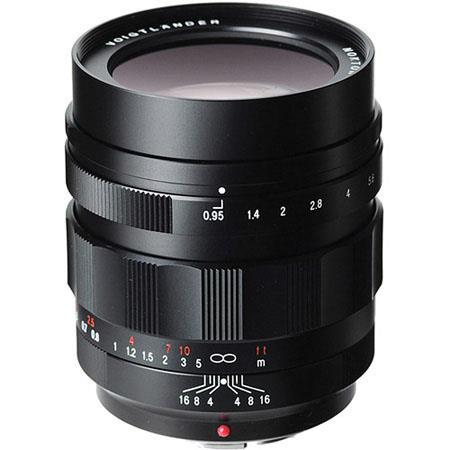 Voigtlander Nokton f Micro Four Thirds Lens 150 - 321