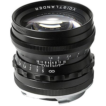 Voigtlander M f Nokton Aspherical Lens Leica M Mount Lens  60 - 677