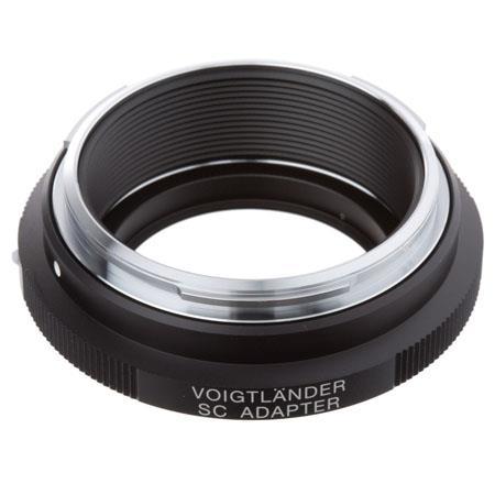 Voigtlander NikonContaSC Mount Lens to Sony E Mount Body Adapter  229 - 386