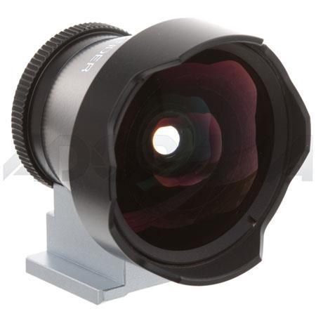 Voigtlander Compact Metal Viewfinder II Framelines Lens 195 - 635